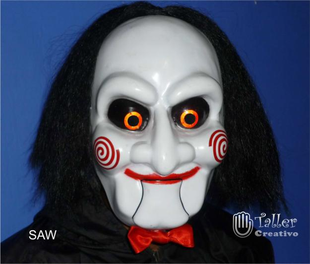 imagenes de mascaras de terror imagui